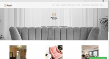 Pamela Langbridge Curtains and Upholstery