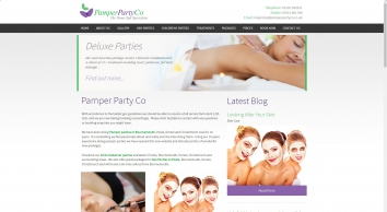 Pamper Party UK