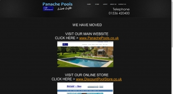 Panache Pools Limited