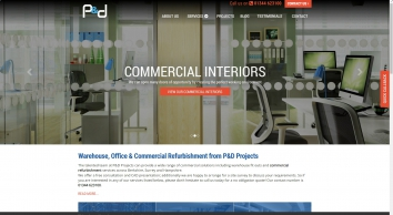 P & D Projects Ltd