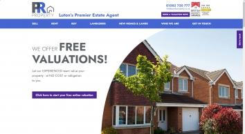 P R Property, Luton