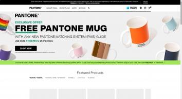 Pantone Colour, Chips & Colour Guides | Colour Inspiration | store.pantone.com