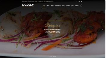 Papa J\'s Indian Tapas Restaurant & Bar