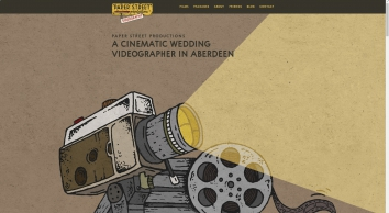 Home page | Paper Street Wedding Video Aberdeenshire