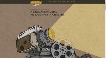 Home page | Paper Street Wedding Video Aberdeenshire