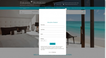 Paradise Properties Connection Ltd, St Johns