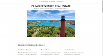 Paradise Sharks Real Estate