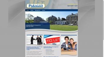 Paragon Letting & Management, Blackheath, SE3