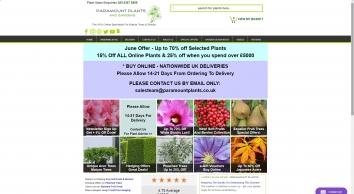 Paramount Plants & Gardens
