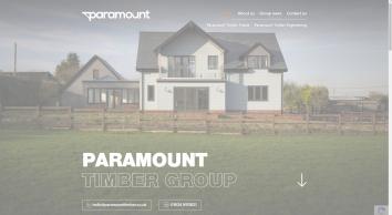 Paramount Timber Frame