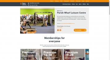 Parish Wharf Leisure Centre