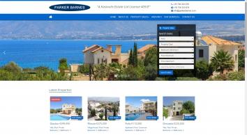 Parker Barnes Estates Ltd, Polis Chrysochous