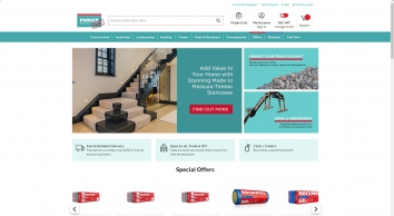 Parker Building Supplies   East & West Sussex and Kent