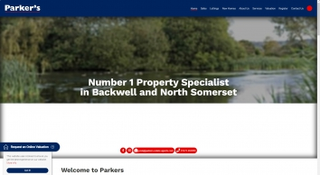 Parkers Estate Agents, Backwell