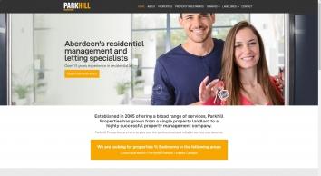 Parkhill Properties (Aberdeen) Limited, Aberdeen, AB25