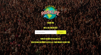 Parklife 2018   Final tickets on sale now!
