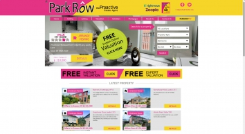 Park Row Properties, Pontefract and Castleford