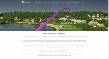 Homepage - Parley Golf Centre
