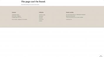Passe Partout   Handmade European Furniture
