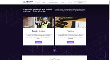 Patronus Security UK Ltd - Trusted Security Services in Devon