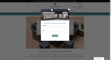Home Furniture | Pattens Furniture Staffordshire