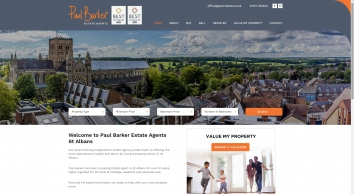 Paul Barker Estate Agents limited