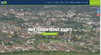Paul Fenton Estate Agents, Chard