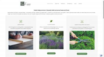 Garden Design in Haywards Heath