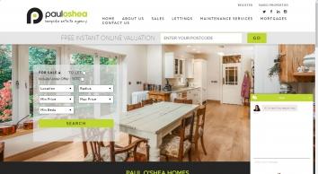 Paul OShea Homes