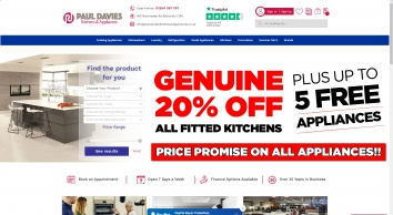 Paul Davies Kitchens & Appliances