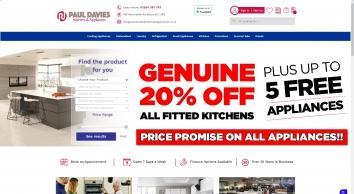 Paul Davies Kitchens & Appliances