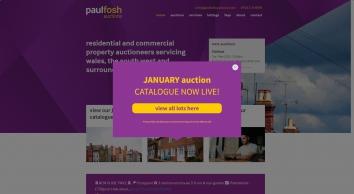 Paul Fosh Auctions, Newport