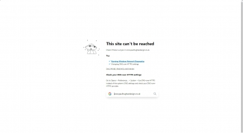 Great websites for only £40pa