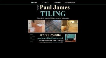 Paul James Tiling
