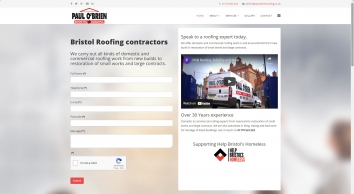 Paul O\'Brien Roofing