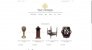 Paul\'s Antiques