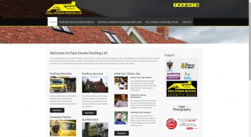 PAUL STRANK & SONS ROOFING