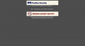 Pavilion Security
