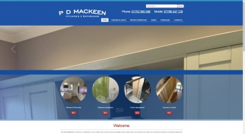 P D Mackeen