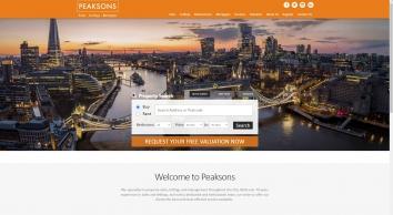 Property Sales & Lettings Harrow - Peaksons Properties Ltd