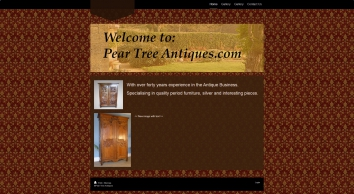 Pear tree Antiques