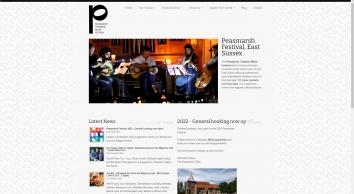 Peasmarsh Chamber Music Festival