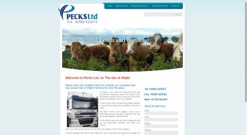 Pecks Ltd