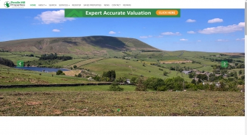 Pendle Hill Properties, Ribble Valley, Burnley, Pendle and Hyndburn