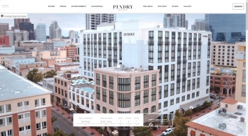 San Diego Boutique Hotel, Gaslamp Hotels | Pendry Hotels & Resorts