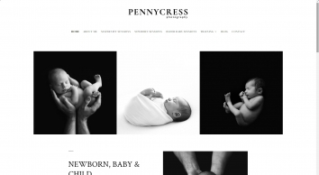 - Norfolk Newborn Baby Photographer - Pennycress Photography