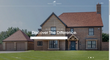 Pentland Homes - New Build Homes And Developments In Kent