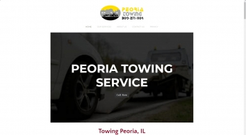 Peoria Towing Service
