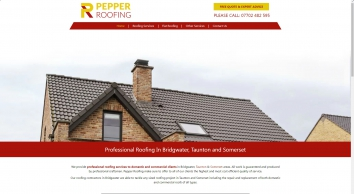 Pepper Roofing
