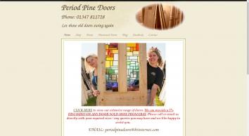 Period Pine Doors